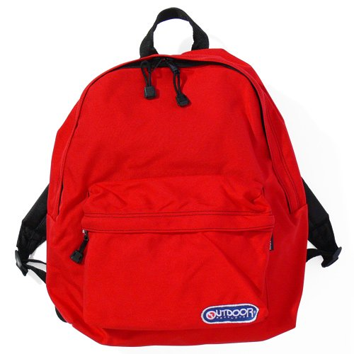 ベンデイビス OUTDOOR PRODUCTS BACK PACK/Made in USA (RD) 詳細画像