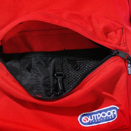 ベンデイビス OUTDOOR PRODUCTS BACK PACK/Made in USA (RD) 詳細画像3