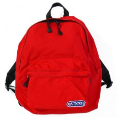 OUTDOOR PRODUCTS BACK PACK/Made in USA (RD)