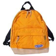 OUTDOOR PRODUCTS LEATHER BOTTOM BACK PACK/Made in USA (YL)
