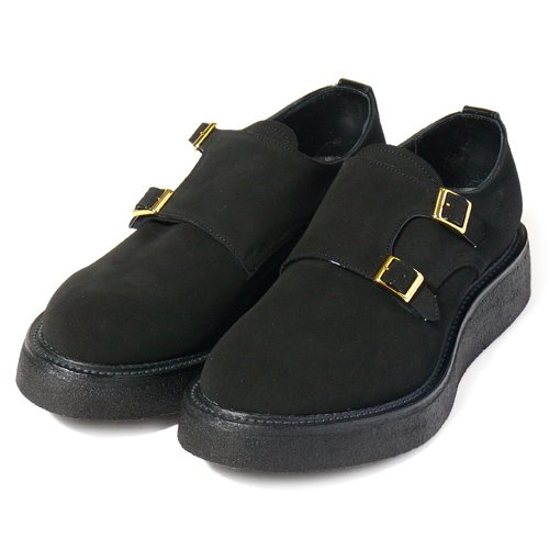 ベンデイビス KIDS LOVE GAITE W MONK STRAP(BLK) 詳細画像