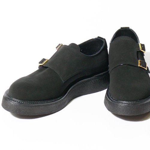 KIDS LOVE GAITE W MONK STRAP(BLK)