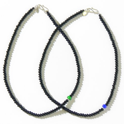 ベンデイビス BEN DAVIS PROJECT LINE ONYX NECKLACE 詳細画像