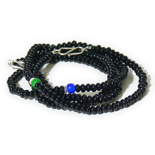 ベンデイビス BEN DAVIS PROJECT LINE ONYX NECKLACE 詳細画像1