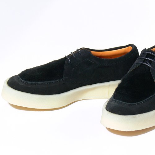 ベンデイビス KIDS LOVE GAITE RUBBER SOLE SHOE (BK) 詳細画像3
