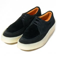 KIDS LOVE GAITE RUBBER SOLE SHOE (BK)