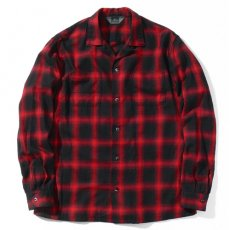 OMBRE CHECK SHIRTS (RD)