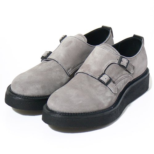 ベンデイビス KIDS LOVE GAITE W MONK STRAP(GREY) 詳細画像