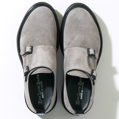 ベンデイビス KIDS LOVE GAITE W MONK STRAP(GREY) 詳細画像1