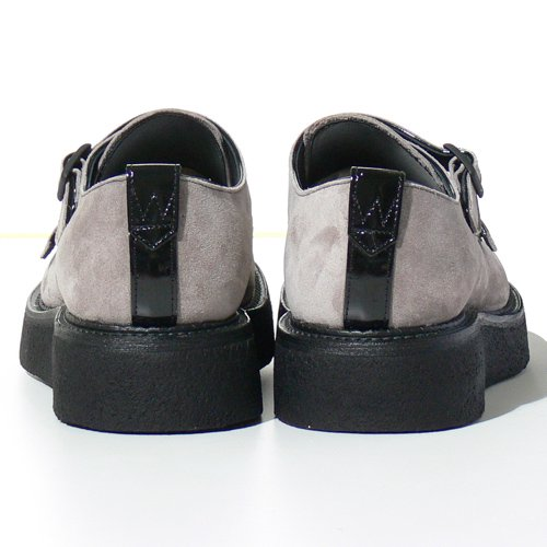 ベンデイビス KIDS LOVE GAITE W MONK STRAP(GREY) 詳細画像3