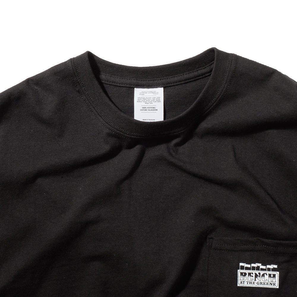 BENCH POCKET TEE