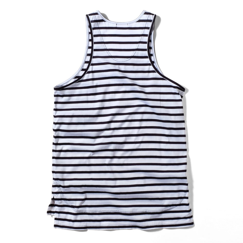 BENCH ORG LONG TANK TOP