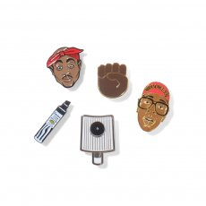 ILI BULLIES LAPEL PIN 1