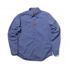 FOURSTAR CLOTHING - MAX WORKSHIRT L/S WOVEN