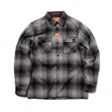 FOURSTAR CLOTHING TNT ANTIHERO FLANNEL WOVEN