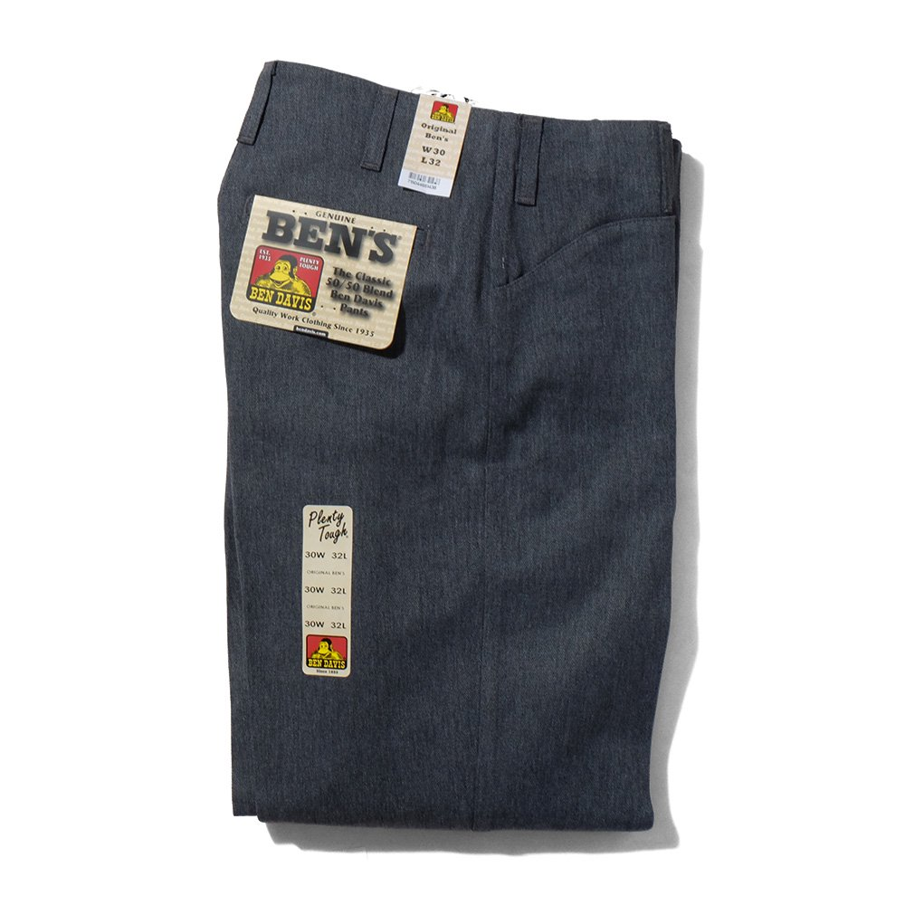 ベンデイビス BEN DAVIS USA【ORIGINAL BEN'S PANTS】オリジナルベンズパンツ 詳細画像6