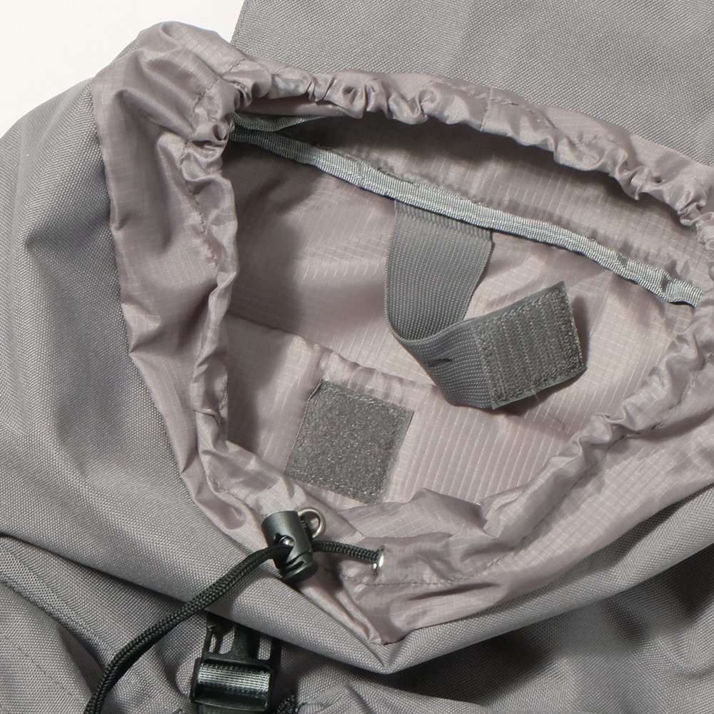 DOUBLE POCKET DAYPACK
