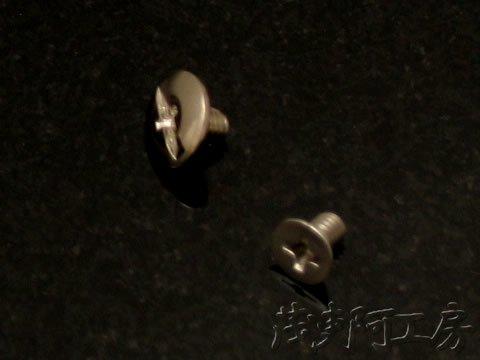 【和柄シルバーコンチョ】竹コンチョ(SV925 / 約22mm) con22take 画像3