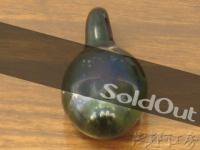 【ボロシリケイトガラスチョーカー - インナースカル】AQE001 AQE001