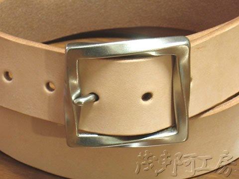 【ベンズプレーンバックルベルト】5.0mm厚 bpb_belt 画像3